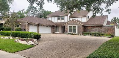 Corpus Christi Single Family Home For Sale: 6213 Lost Creek Dr