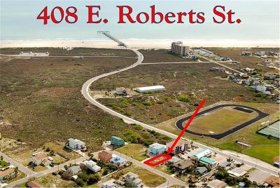 Port Aransas Residential Lots & Land For Sale: 408 Roberts
