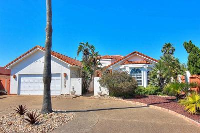 Corpus Christi Single Family Home For Sale: 13810 Hawksnest Bay Dr