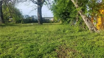 Corpus Christi Residential Lots & Land For Sale: 2606 Marguerite St