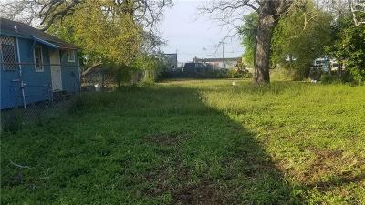 Corpus Christi Residential Lots & Land For Sale: 2608 Marguerite St