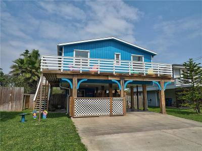 Port Aransas Single Family Home For Sale: 613 N Palimino Dr