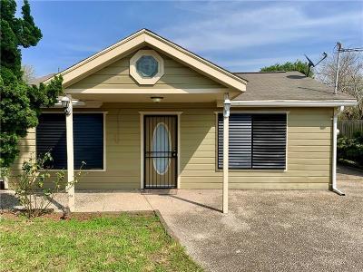 Corpus Christi Single Family Home For Sale: 2711 Mc Cain Dr