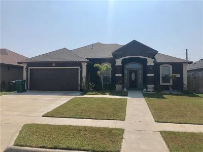 Corpus Christi Single Family Home For Sale: 1605 Sea Oak Dr