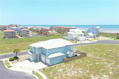 Port Aransas Single Family Home For Sale: 7557 Welkan