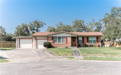 Aransas Pass Single Family Home For Sale: 1268 Oak Park Dr