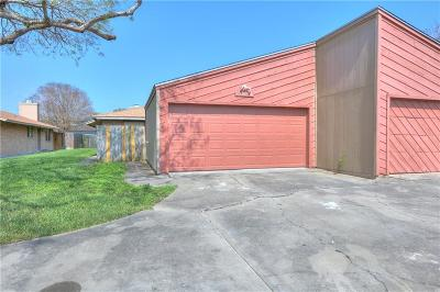 Corpus Christi Condo/Townhouse For Sale: 4928 Delwood St