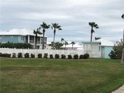 Port Aransas Residential Lots & Land For Sale: 222 Beachwalk Lane