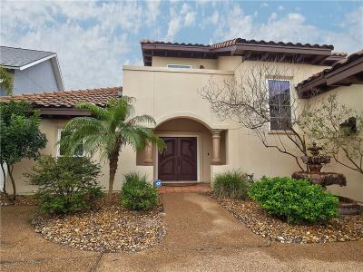Corpus Christi Single Family Home For Sale: 13825 Captains Row