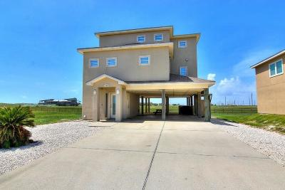Port Aransas Single Family Home For Sale: 145 Beach View Dr