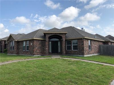 Corpus Christi Single Family Home For Sale: 6854 Guinevere St