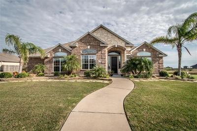 Corpus Christi Single Family Home For Sale: 8402 Lago Vista Dr