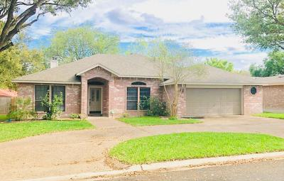 Single Family Home For Sale: 4314 Pecan Bayou Ct