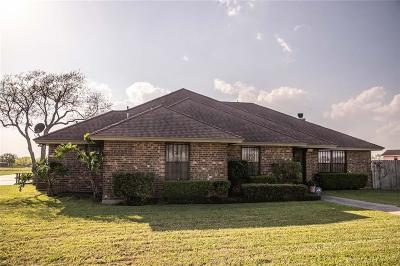 Robstown Single Family Home For Sale: 2533 County Road 30