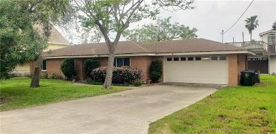Corpus Christi TX Single Family Home For Sale: $265,000