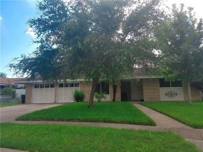 Corpus Christi Single Family Home For Sale: 5926 Killarney Dr