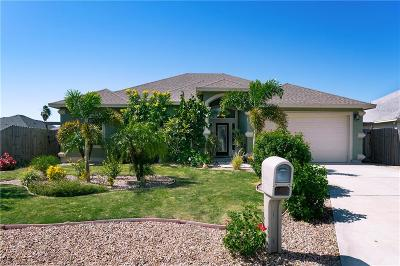 Corpus Christi Single Family Home For Sale: 15929 El Soccorro Loop