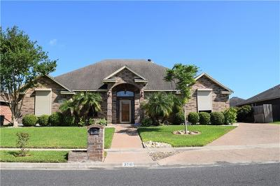 Corpus Christi Single Family Home For Sale: 3210 Paris Dr