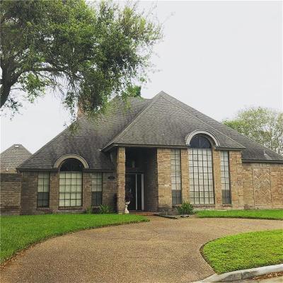 Corpus Christi TX Single Family Home For Sale: $279,900