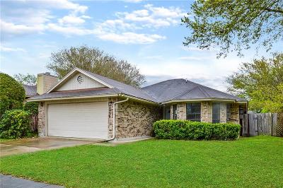 Corpus Christi Single Family Home For Sale: 7938 Grizzley Dr