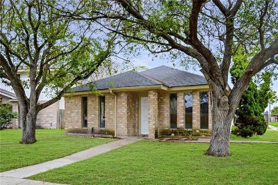 Corpus Christi TX Single Family Home For Sale: $114,900