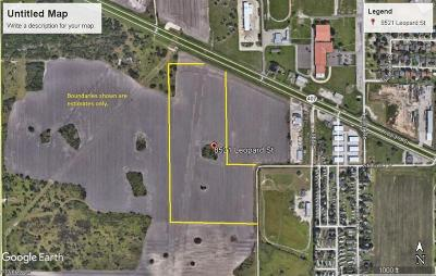 Corpus Christi Residential Lots & Land For Sale: 8521 Leopard