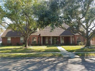 Corpus Christi Single Family Home For Sale: 4505 Vanern Dr