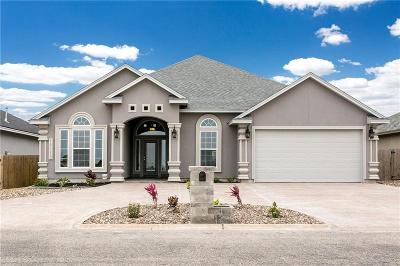 Corpus Christi Single Family Home For Sale: 15113 Dasmarinas