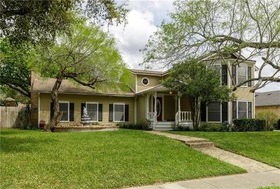 Corpus Christi Single Family Home For Sale: 14628 Sweet Water Creek