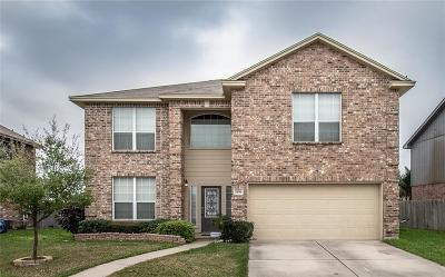 Corpus Christi Single Family Home For Sale: 7606 Fort Griffen Dr