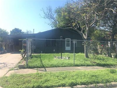 Corpus Christi Single Family Home For Sale: 3613 Eastern St