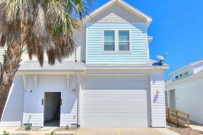 Port Aransas TX Condo/Townhouse For Sale: $385,000
