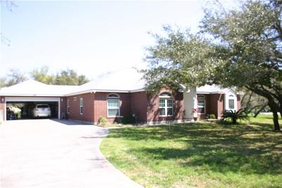 Aransas Pass Single Family Home For Sale: 2308 County Road 1942 St