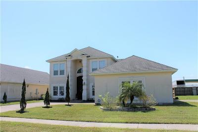 Corpus Christi Single Family Home For Sale: 6513 Ponil Creek Dr