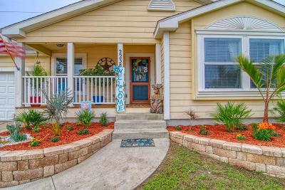 Corpus Christi Single Family Home For Sale: 2238 Oak Crest St