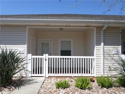 Corpus Christi TX Condo/Townhouse For Sale: $165,000