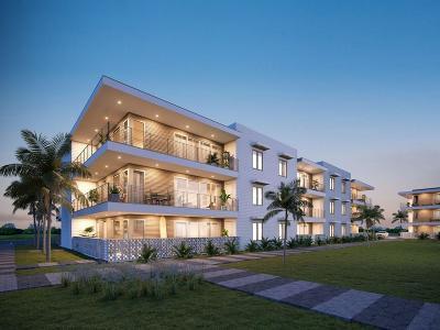 Port Aransas Condo/Townhouse For Sale: 630 Center Square West #107