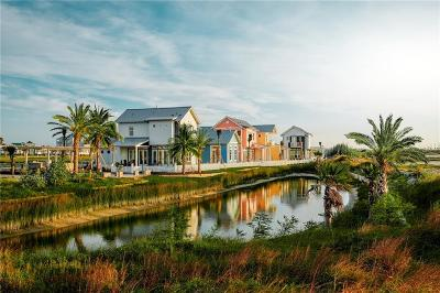 Port Aransas Condo/Townhouse For Sale: 600 Center Square North #11