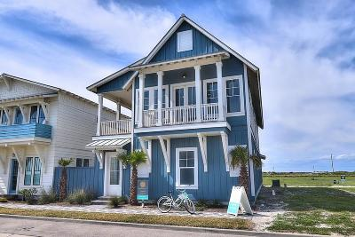 Port Aransas Single Family Home For Sale: 713 Sunrise Ave