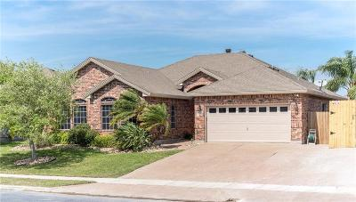 Corpus Christi Single Family Home For Sale: 6522 Picante Dr