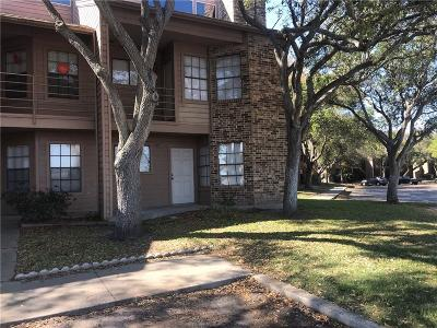 Corpus Christi Condo/Townhouse For Sale: 7122 Premont Dr