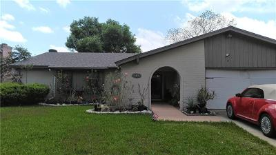 Corpus Christi Single Family Home For Sale: 4533 Hebert
