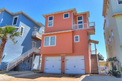 Port Aransas Condo/Townhouse For Sale: 2525 S 11th St #59
