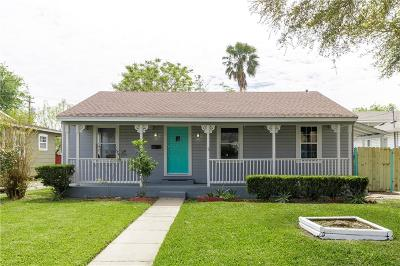 Corpus Christi Single Family Home For Sale: 709 Indiana Ave