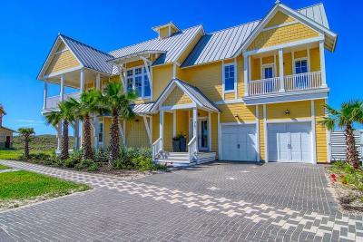 Port Aransas TX Single Family Home For Sale: $1,050,000