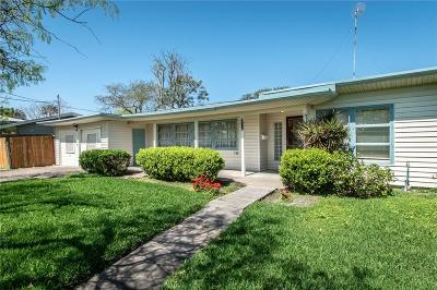 Corpus Christi Single Family Home For Sale: 238 Aberdeen Ave