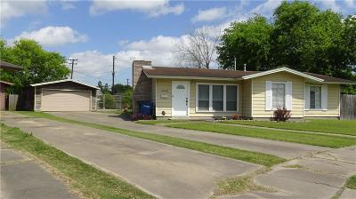Corpus Christi Single Family Home For Sale: 3402 Lamont St
