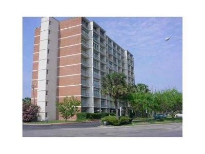 Corpus Christi Condo/Townhouse For Sale: 4600 Ocean Dr #904