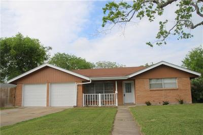Corpus Christi Single Family Home For Sale: 4132 Kevin Dr
