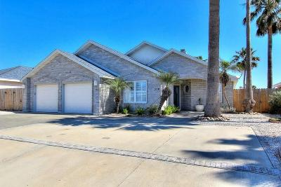 Port Aransas Single Family Home For Sale: 350 Blue Heron